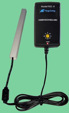 Fluid heater - Calentador para goteros