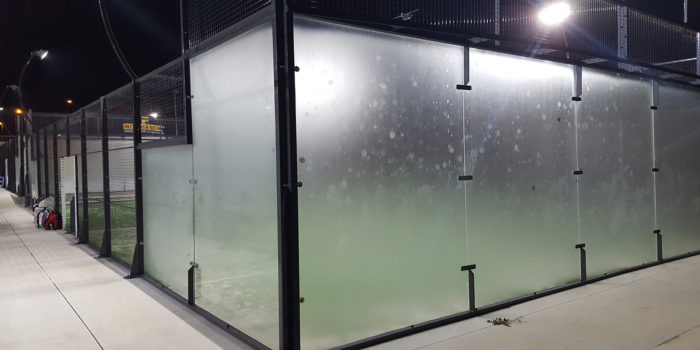 Pista mojada Glass Game - Herga Energy