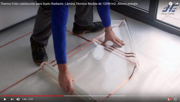 Thermo Folio video de Instalación