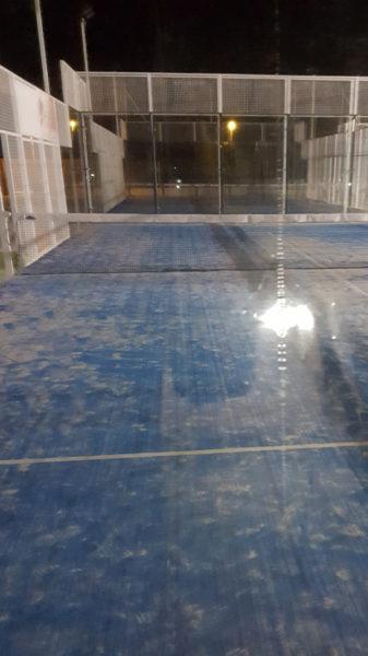 Glass Game Laminado instalado
